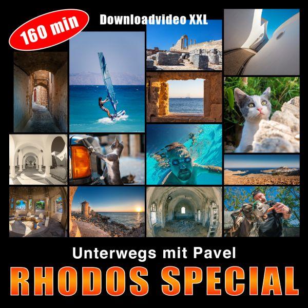 Unterwegs mit Pavel: Rhodos Special