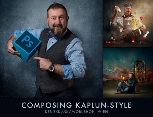 Composing Kaplun Style - Wien - 22.07.18