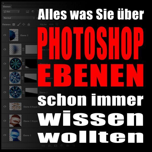 Photoshop Ebenen