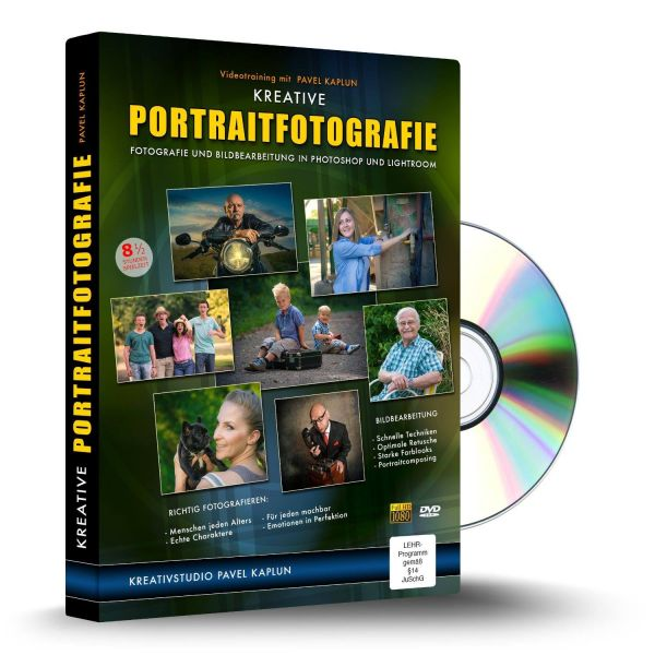 Kreative Portraitfotografie (Download)