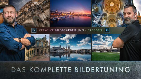 Kreative Bildbearbeitung in LR und PS - Dresden - 16.9.18