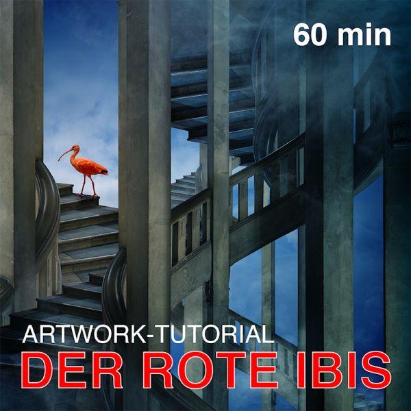 Artwork Tutorial: Der rote Ibis