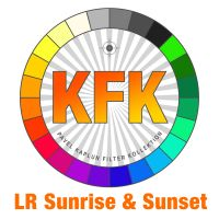 Kaplun Filter Kollektion - LR Sunrise & Sunset