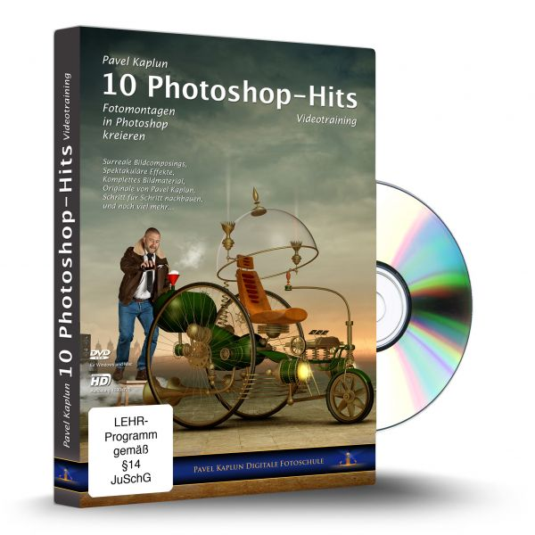 10 Photoshop Hits (Download)