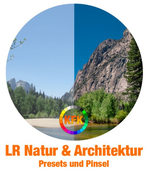 Kaplun Filter Kollektion: Natur & Architektur - LR Presets & Pinsel