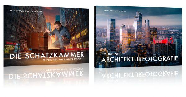 Buchbundle 1: Moderne Architekturfotografie + Die Schatzkammer - 20 Jahre Bildcomposing