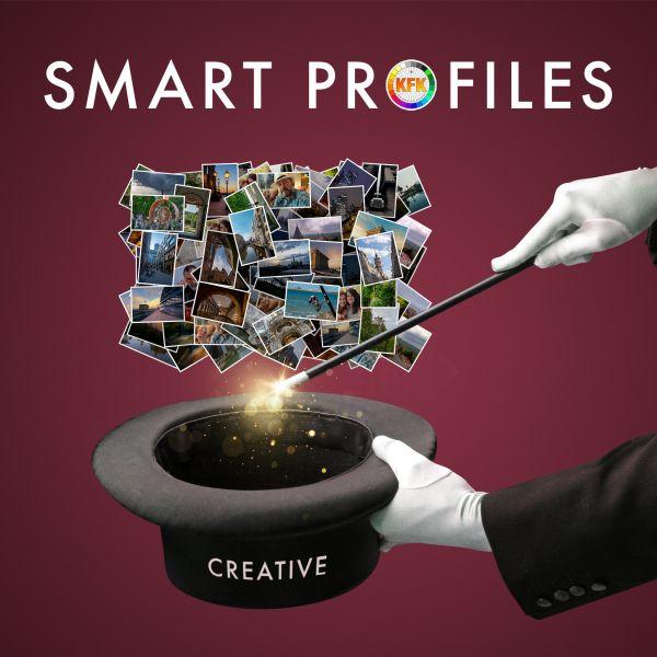 Kaplun Filter Kollektion: Smart Profiles - Creative