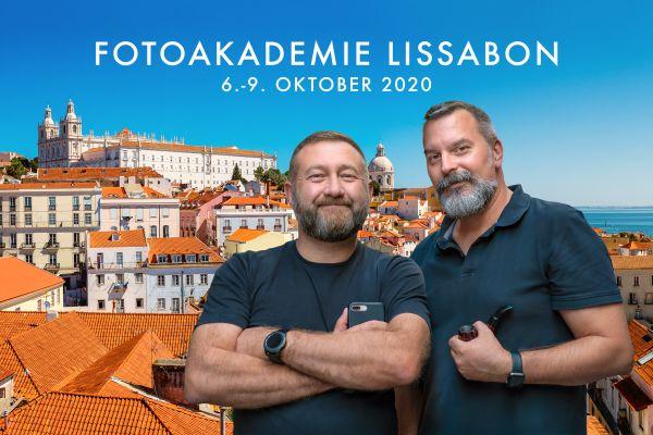 Foto Akademie Lissabon - 06.-09.10.20