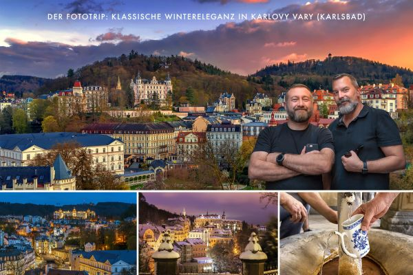 Klassische Wintereleganz in Karlovy Vary: 16./17.01.21