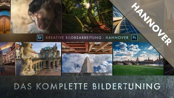 Kreative Bildbearbeitung in LR und PS - Hannover - 04.11.18