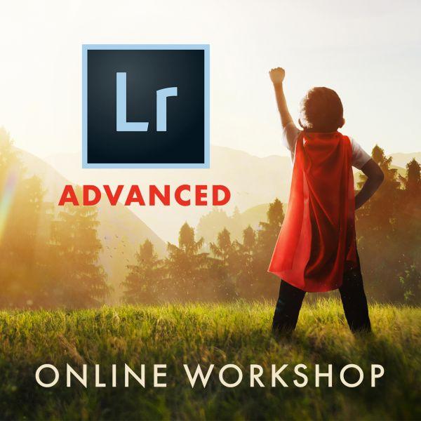 Online Workshop: Lightroom ADVANCED (2 x 2h) - 21./22.Oktober