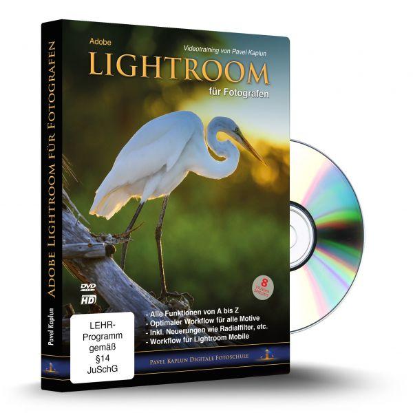 Lightroom für Fotografen (Download)