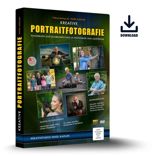 Kreative Portraitfotografie (Download)