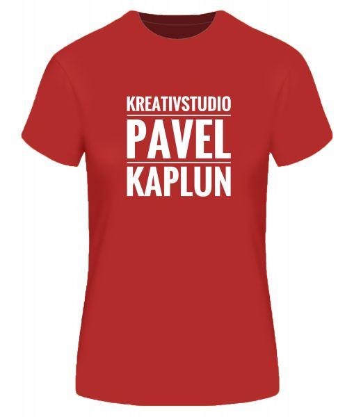 Künstler-Shirt (Frau) | KREATIVSTUDIO PAVEL KAPLUN