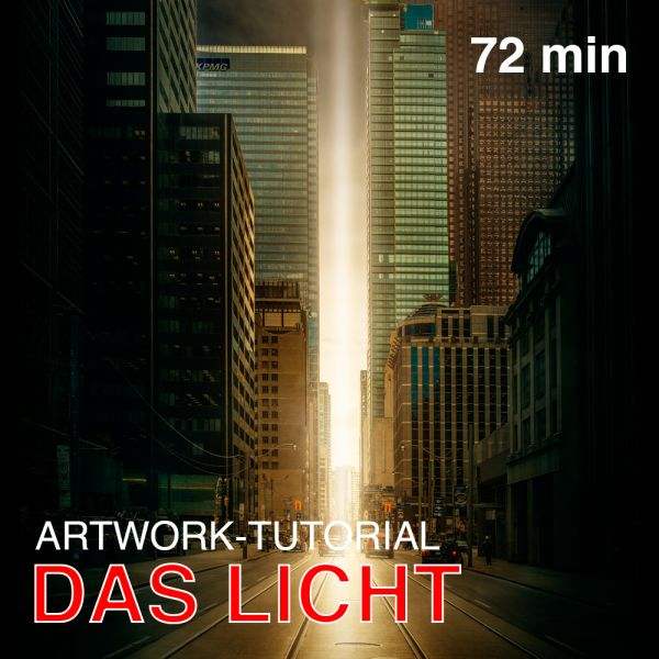 Artwork Tutorial: Das Licht
