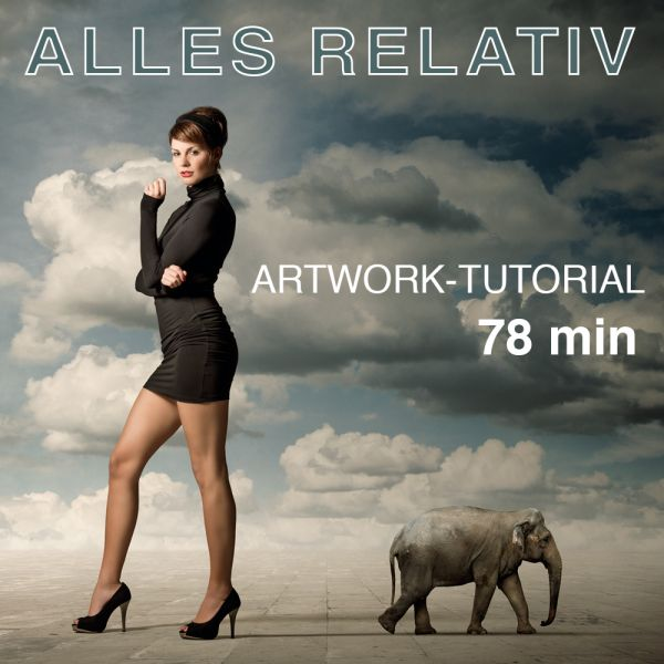 Artwork Tutorial: Alles relativ