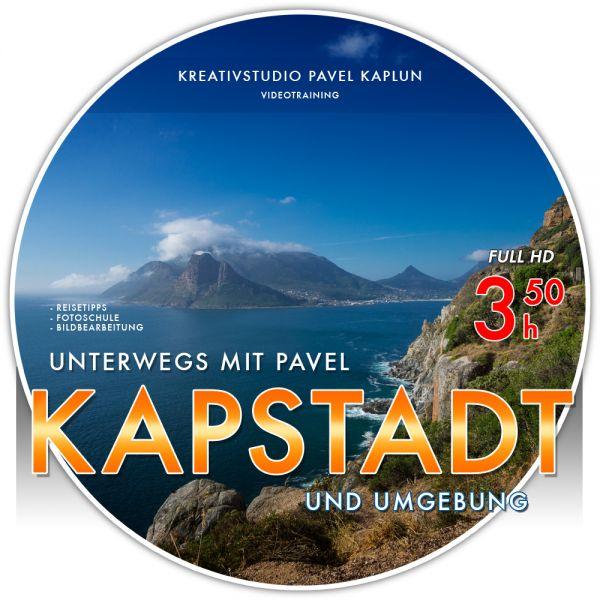Unterwegs mit Pavel: Kapstadt
