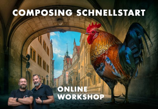 Online Workshop: Composing Schnellstart (2 x 3h) - 22./23.2.21