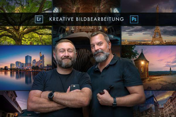 Kreative Bildbearbeitung in LR und PS - München - 7.7.19