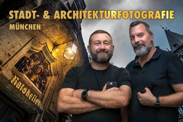 Stadt- & Architekturfotografie München - 15.11.20