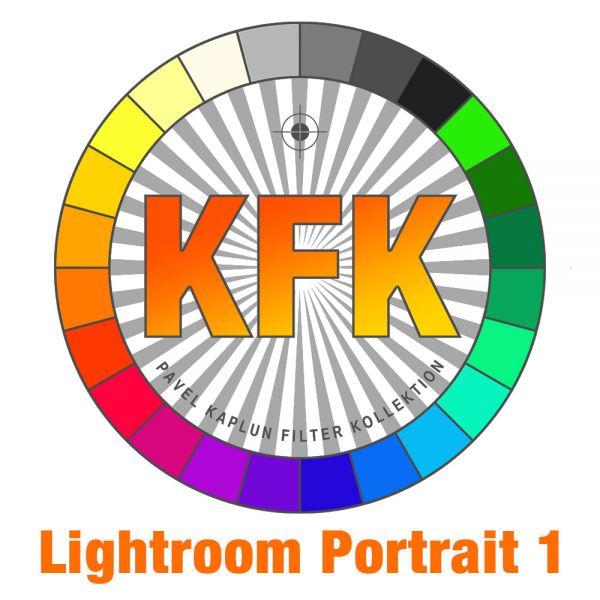 Kaplun Filter Kollektion - Lightroom Portrait 1