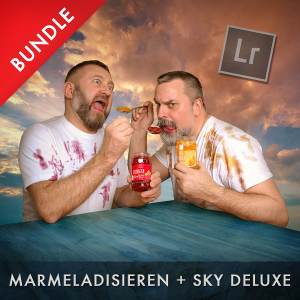 BUNDLE: Kaplun Filter Kollektion: Marmeladisierungs-Presets + Sky Deluxe (LR & Camera RAW)