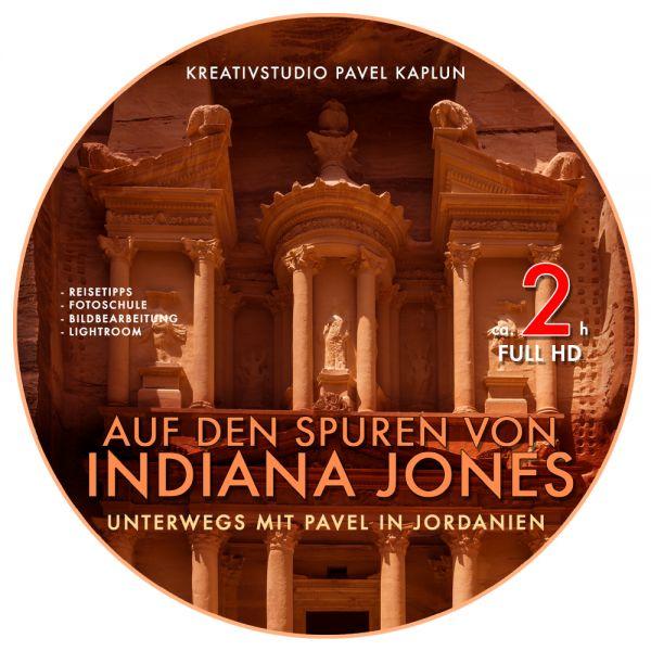 Auf den Spuren von Indiana Jones: Unterwegs mit Pavel in Jordanien (Stadt Petra)