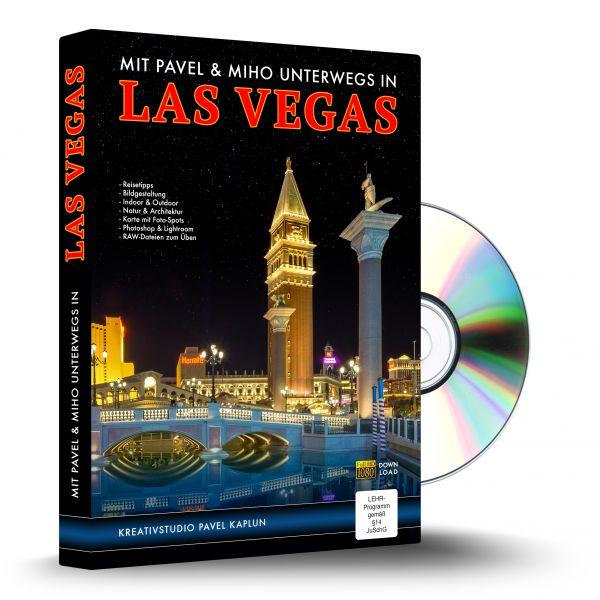Unterwegs mit Pavel und Miho in Las Vegas