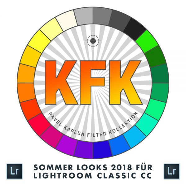 Kaplun Filter Kollektion: Sommer-Looks (Lightroom Classic CC)