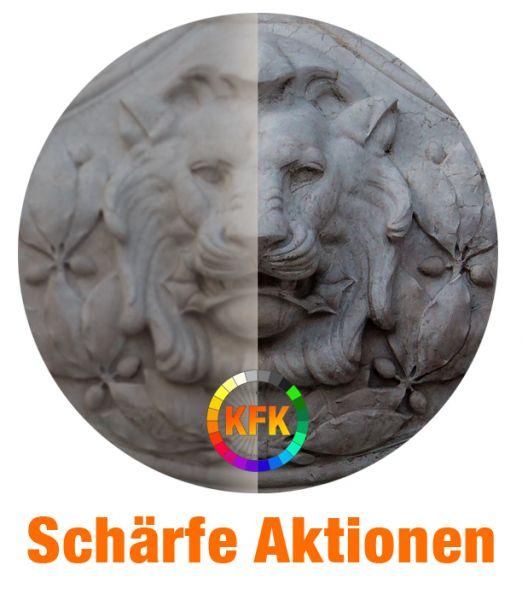 Kaplun Filter Kollektion: Schärfe Aktionen (Natur & Architektur)