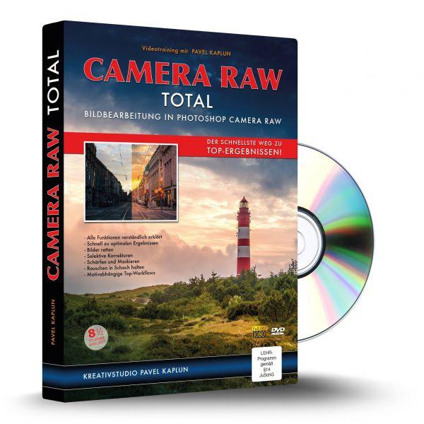 CAMERA RAW Total - Download DVD