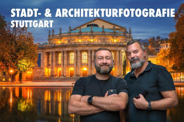 Stadt- & Architekturfotografie Stuttgart - 10.09.21