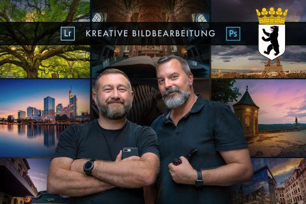 Kreative Bildbearbeitung in LR und PS - Berlin - 16.06.19