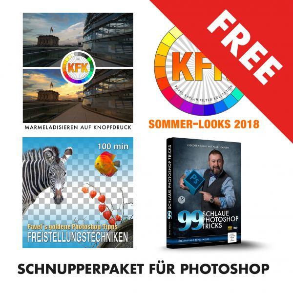 Schnupperpaket: Photoshop