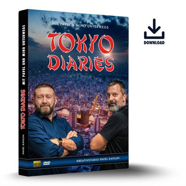 Tokyo Diaries: Mit Pavel & Miho unterwegs