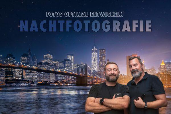 Online Workshop: Nachtfotografie - 19./20.7 (2 x 2h)