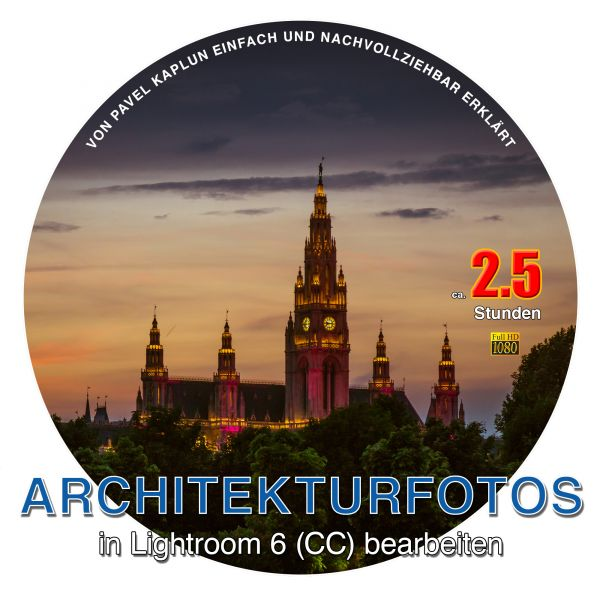 Architekturfotos in Lightroom 6 bearbeiten
