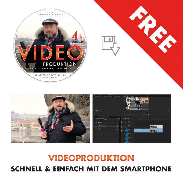 Schnupperversion: Videoproduktion