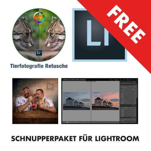Schnupperpaket: Lightroom