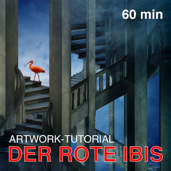 Artwork Tutorial: Der rote Ibis