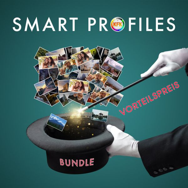 BUNDLE: Kaplun Filter Kollektion: Smart Profiles