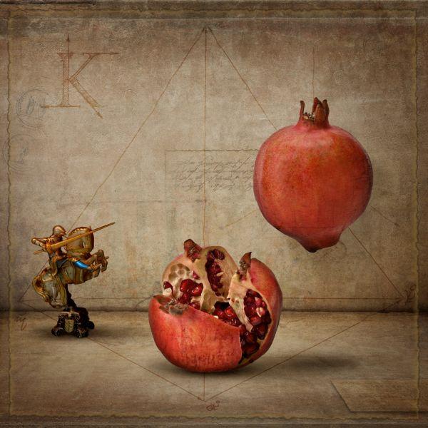Das Leben des Granatapfels