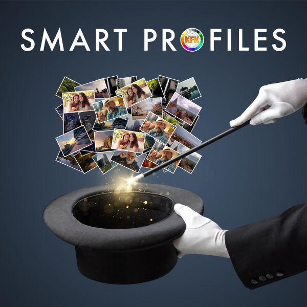 Kaplun Filter Kollektion: Smart Profiles