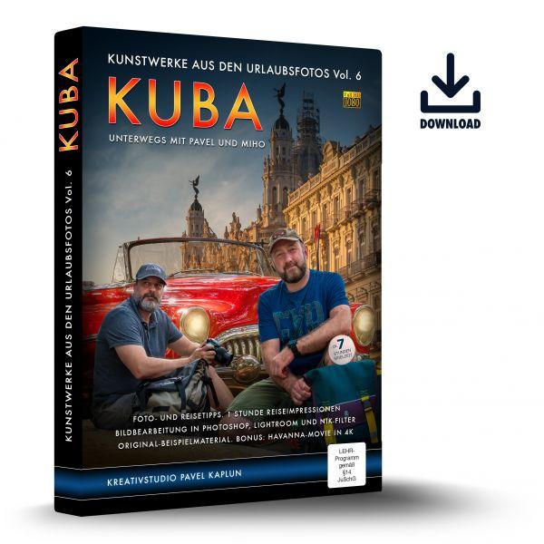 Kunstwerke aus den Urlaubsfotos Vol. 6: Ku'ba