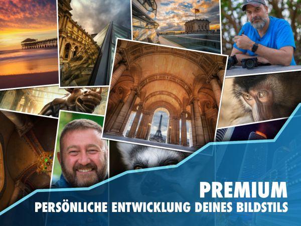 Premium: Persönliche Entwicklung Deines Bildstils
